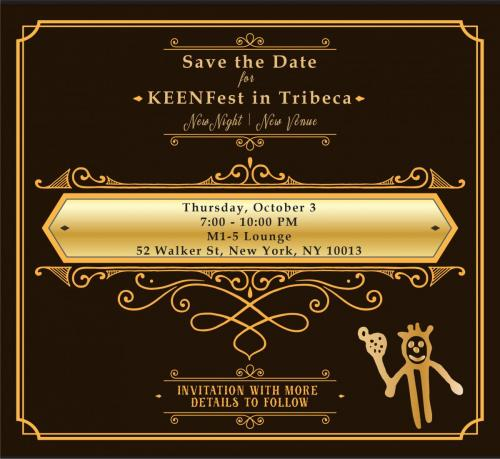 KEENFest 2019 Save the Date